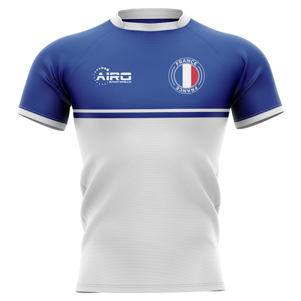 85677b04ed3 2019-2020 France Training Concept Rugby Shirt - Kids