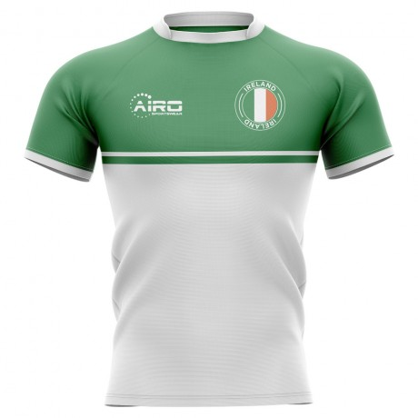 2019-2020 Ireland Training Concept Rugby Shirt