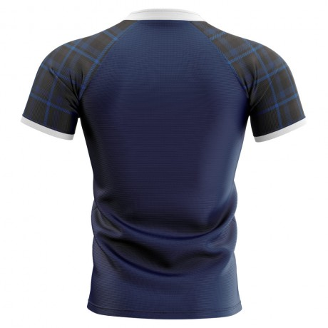 2019-2020 Scotland Home Concept Rugby Shirt - Kids