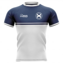 2019-2020 Scotland Training Concept Rugby Shirt