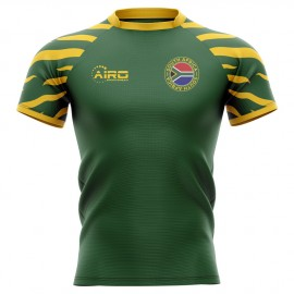 2019-2020 South Africa Springboks Home Concept Rugby Shirt - Little Boys