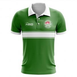 adc06bef769 Abhkazia Concept Stripe Polo Shirt (Green) - Kids