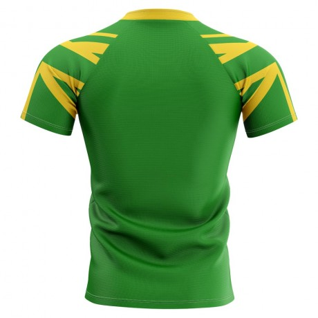 2020-2021 Australia Flag Concept Rugby Shirt