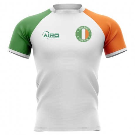 2019-2020 Ireland Flag Concept Rugby Shirt