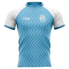 2020-2021 Uruguay Home Concept Rugby Shirt - Kids