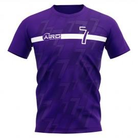 2019-2020 Madrid Raul Concept Football Shirt - Kids