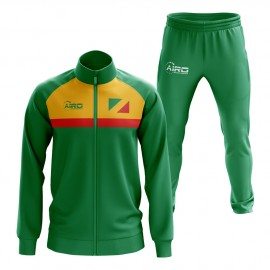 Congo Concept Football Tracksuit (Blue)