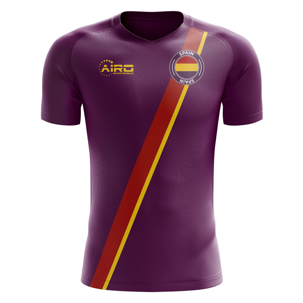 2019-2020 Spanish Republic Third Concept Football Shirt - Kids