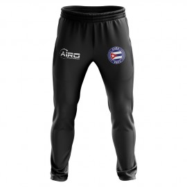 Cuba Concept Football Training Pants (Black)