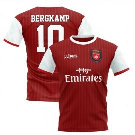 2019-2020 Dennis Bergkamp Home Concept Football Shirt - Adult Long Sleeve
