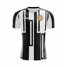 2020-2021 Newcastle Home Concept Football Shirt - Womens