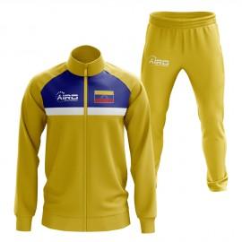 Venezuela Concept Football Tracksuit (Yellow)