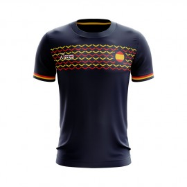 2019-2020 Spain Away Concept Football Shirt - Adult Long Sleeve