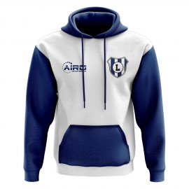 Leeds Concept Club Football Hoody (White)