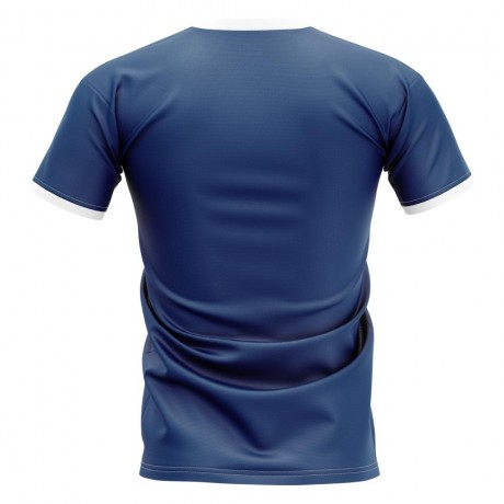 2020-2021 Glasgow Home Concept Football Shirt