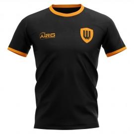 2020-2021 Wolverhampton Away Concept Football Shirt