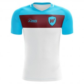 2019-2020 West Ham Away Concept Football Shirt - Womens