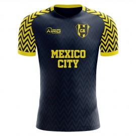 2019-2020 Club America Away Concept Football Shirt
