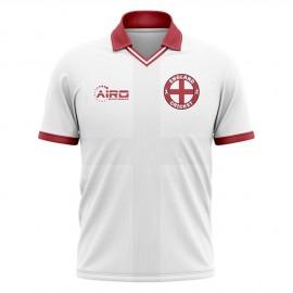 2020-2021 England Cricket Concept Shirt