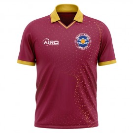2019-2020 West Indies Cricket Concept Shirt