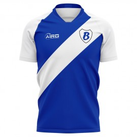 2020-2021 Birmingham Home Concept Football Shirt - Womens