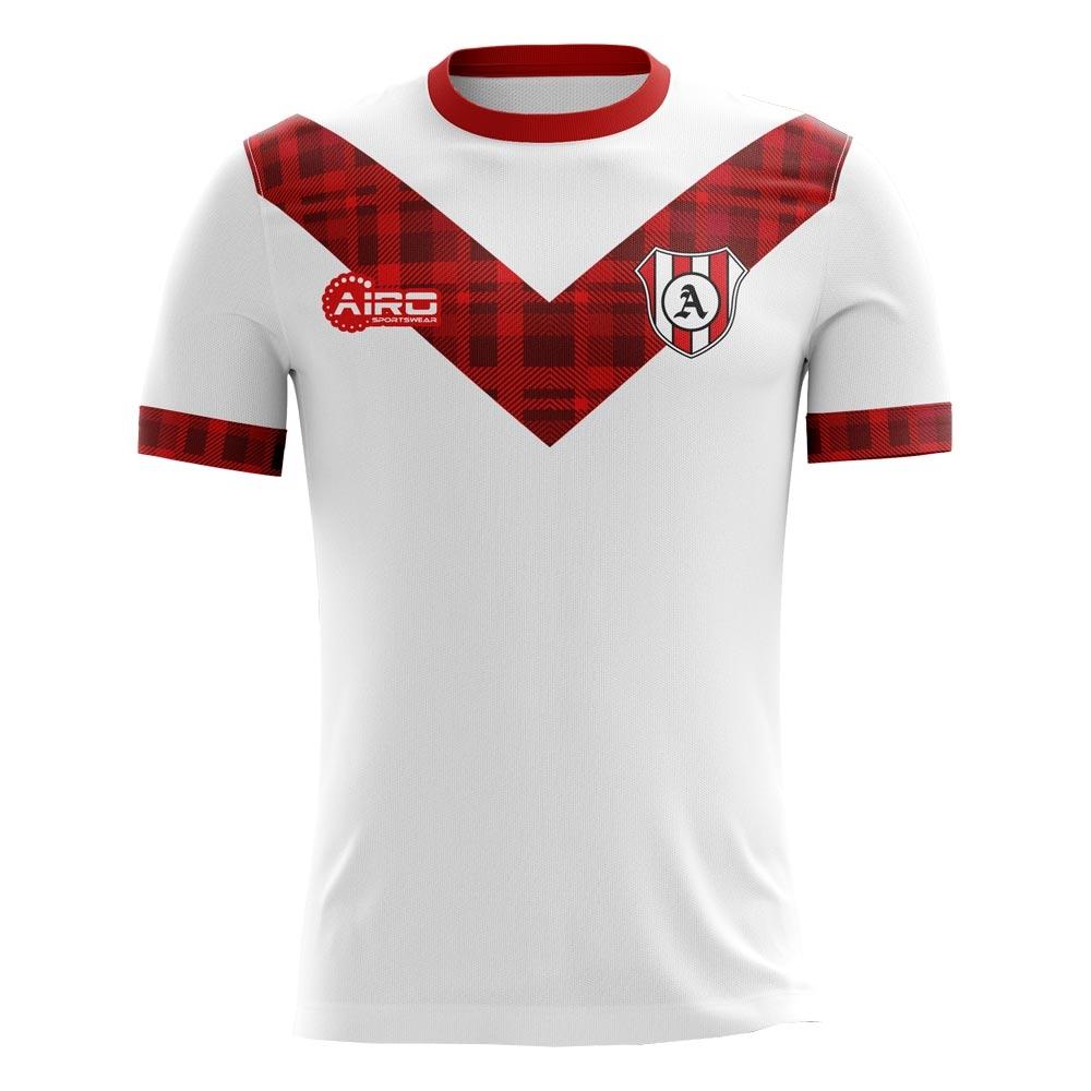 Airosportswear 2020-2021 Miami Away Concept Football Soccer T-Shirt