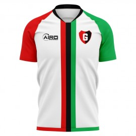 2020-2021 Glentoran Home Concept Football Shirt