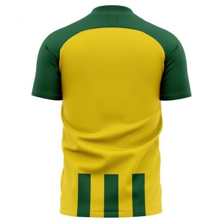 2020 2021 Ado Den Haag Home Concept Football Shirt