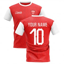 2019-2020 North London Home Concept Football Shirt (Your Name)