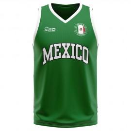 Mexico Home Concept Basketball Shirt - Baby