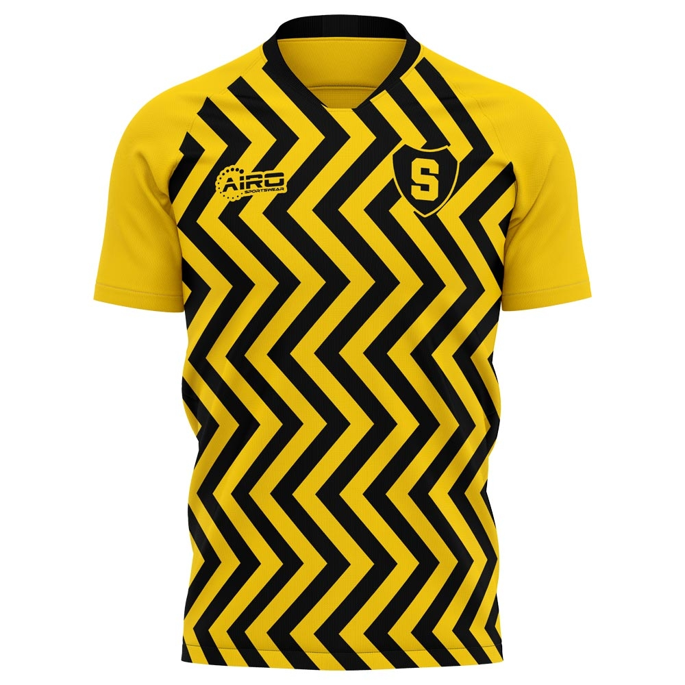 2019-2020 The Strongest Home Concept Football Shirt
