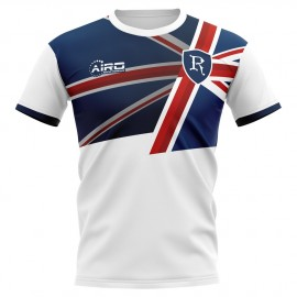 2020-2021 Glasgow Away Concept Football Shirt - Womens
