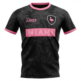 2020-2021 Miami Home Concept Football Shirt