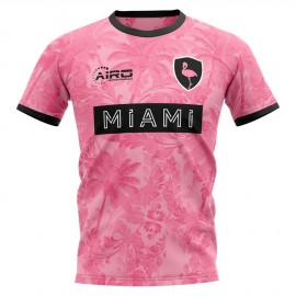 2020-2021 Miami Away Concept Football Shirt