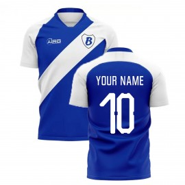 2020-2021 Birmingham Home Concept Football Shirt (Your Name)