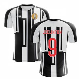 2020-2021 Newcastle Home Concept Football Shirt (Joelinton 9)