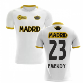 2019-2020 Madrid Concept Training Shirt (White) (F Mendy 23)