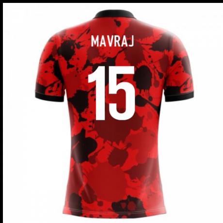 2020-2021 Albania Airo Concept Home Shirt (Mavraj 15) - Kids