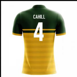 2018-19 Australia Airo Concept Home Shirt (Cahill 4) - Kids