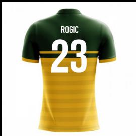 2018-19 Australia Airo Concept Home Shirt (Rogic 23)