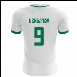 2020-2021 Bulgaria Home Concept Shirt (Berbatov 9)
