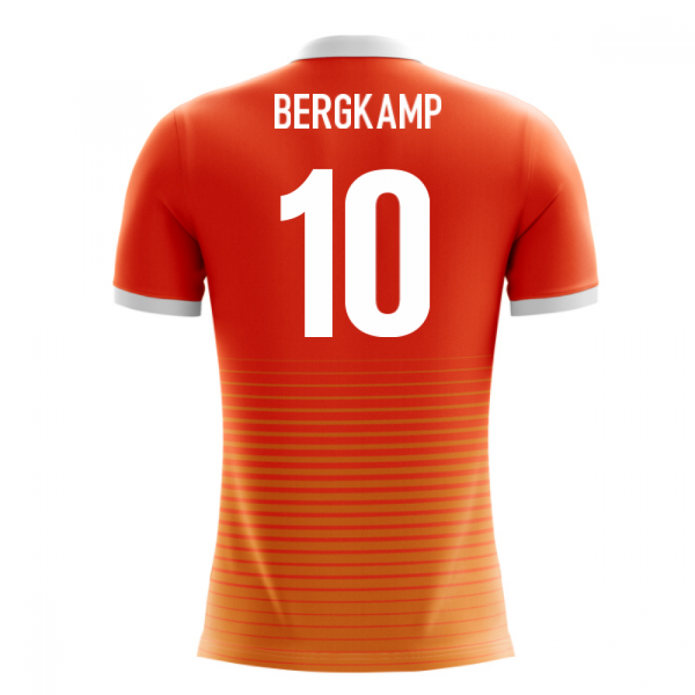 competitive price f8943 68264 2018-19 Holland Airo Concept Home Shirt (Bergkamp 10)