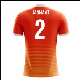 2018-19 Holland Airo Concept Home Shirt (Janmaat 2)