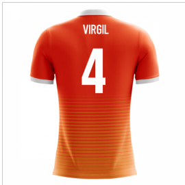 2018-19 Holland Airo Concept Home Shirt (Virgil 4)