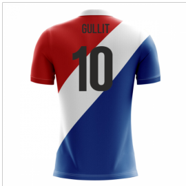 2018-19 Holland Airo Concept Third Shirt (Gullit 10) - Kids