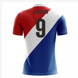12325e137 2018-19 Holland Airo Concept Third Shirt (Janssen 9).  59.83. Official  Vincent Janssen football ...
