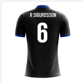 2018-19 Iceland Airo Concept Third Shirt (R Sigurdsson 6) - Kids