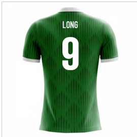 2018-19 Ireland Airo Concept Home Shirt (Long 9)