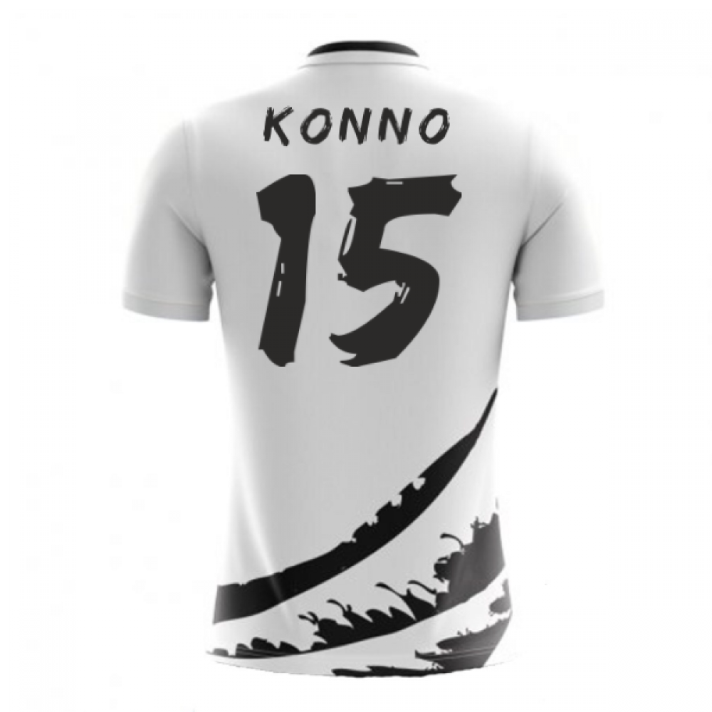 5077ab5a06f 2018-19 Japan Airo Concept Away Shirt (Konno 15)