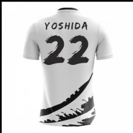 2018-19 Japan Airo Concept Away Shirt (Yoshida 22) - Kids